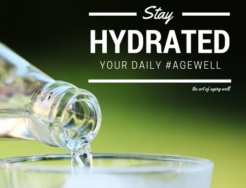Art of Aging + Water