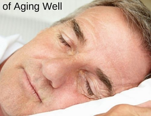 The Art of Aging and Sleep